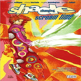 Shade the Changing Man: Volume 23: Scream Time Books