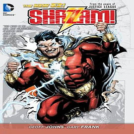 Shazam: Volume 1: (The New 52) Books