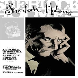 Sherlock Holmes: The Greatest Cases: Volume 1 Books