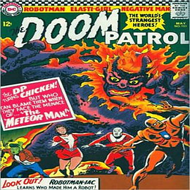 Showcase Presents the Doom Patrol: Volume 2 Books