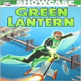 Showcase Presents: Vol 01: Green Lantern Books
