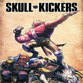 Skullkickers: Volume 1: Treasure Trove Books