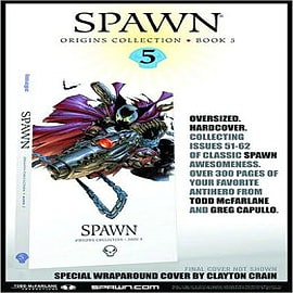 Spawn Origins: Volume 5 Books
