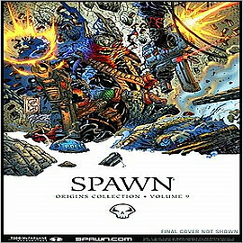 Spawn Origins: Volume 9 Books