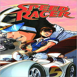 Speed Racer/racer X: Origins Collection Books