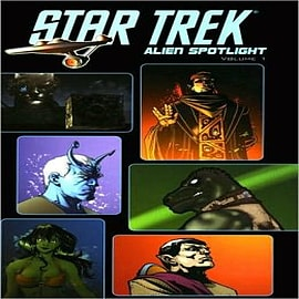 Star Trek: Alien Spotlight Books