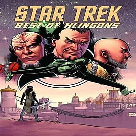 Star Trek: Best of Klingons Books