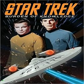 Star Trek: Burden of Knowledge Books