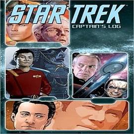 Star Trek: Captain's Log Books