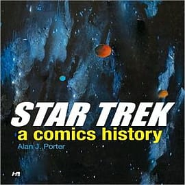Star Trek: Comics History Books