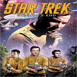Star Trek: Mission's End Books