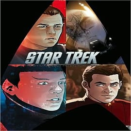 Star Trek: Movie Adaptation Books