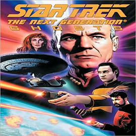 Star Trek: Next Generation - Ghosts Books