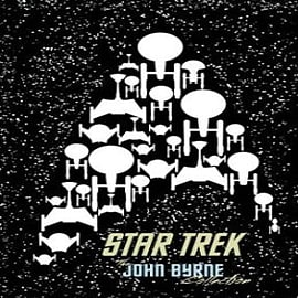 Star Trek: The John Byrne Collection Books