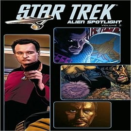 Star Trek: v. 2: Alien Spotlight Books