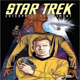 Star Trek: Year Four - The Enterprise Experiment Books