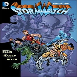 Stormwatch: Volume 2 Books