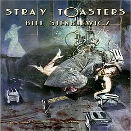 Stray Toasters (annotated edition) Books