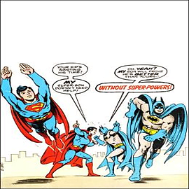 Superman / Batman: Saga of the Super Sons Books