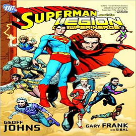 Superman and the Legion of Super-heroes Books