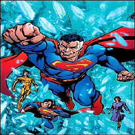 Superman Infinite Crisis Books