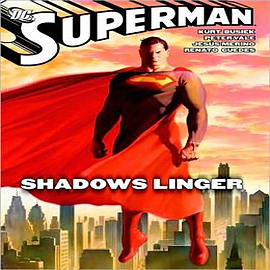 Superman Shadows Linger Books