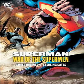 Superman War of the Supermen Books