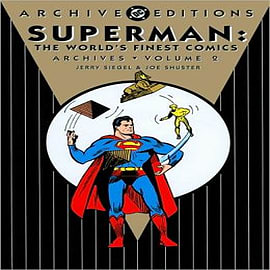 Superman: v. 2: In Worlds Finest Archives Books