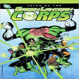 Tales of the Green Lantern Corps: Volume 3 Books