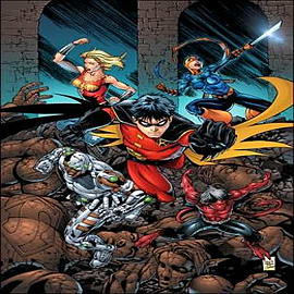 Teen Titans: Volume 6: Titans Around the World Books