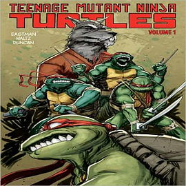 Teenage Mutant Ninja Turtles: Volume 1: Change is Constant Books