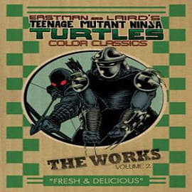 Teenage Mutant Ninja Turtles: Volume 2: Works Books