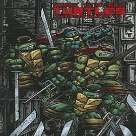 Teenage Mutant Ninja Turtles: Volume 5: Ultimate Collection Books