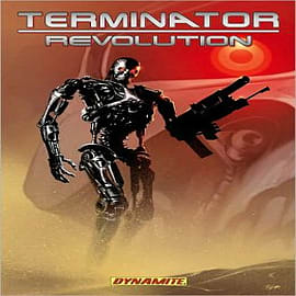 Terminator: Revolution Books