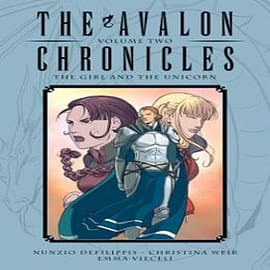 The Avalon Chronicles: Volume 2 Books