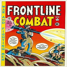The EC Archives: Frontline Combat Books