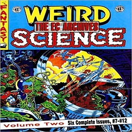 The EC Archives: v. 2: Weird Science Books