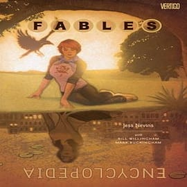 The Fables Encyclopedia HC Books
