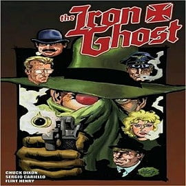The Iron Ghost: Geist Reich Books