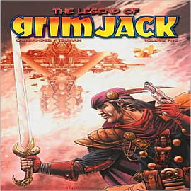 The Legend of GrimJack: v. 5 Books