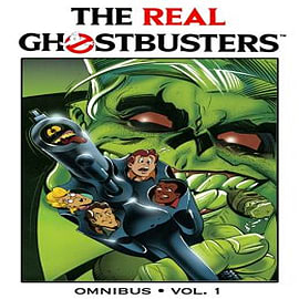 The Real Ghostbusters Omnibus: Volume 1 Books