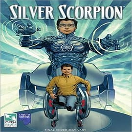 The Silver Scorpion Books