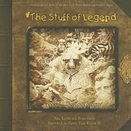 The Stuff of Legend: Book 4: Toy Collector Books