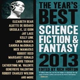The Year's Best Science Fiction & Fantasy: 2013 Books
