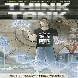 Think Tank: Volume 2 Books