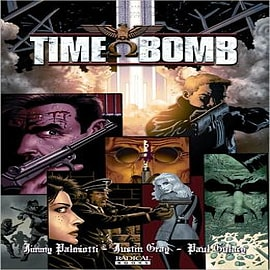 Time Bomb: v. 1 Books