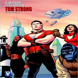 Tom Strong: Book 1 (Deluxe ed) Books