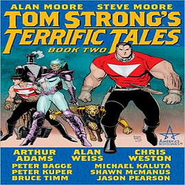 Tom Strongs Terrific Tales: Book 2 Books