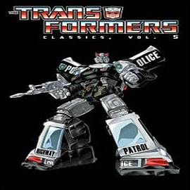 Transformers Classics: Volume 5 Books