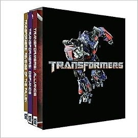 Transformers Movie Slipcase Collection: Volume 2 Books